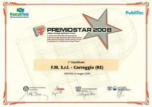 Premiostar 2008